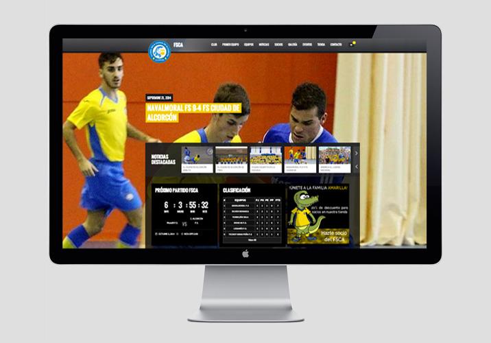 Diseño gráfico, web y e-commerce realizado por agencia de marketing online Softdream
