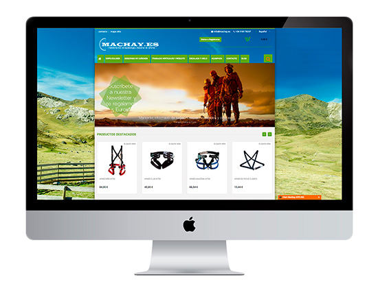 DSoftDream ofrecemos tiendas online a medida con WooCommerce para WordPress, PrestaShop o Magento. Tienda online Modular, Tienda Online, Blog , Renting Tienda online . Alcorcón, Madrid